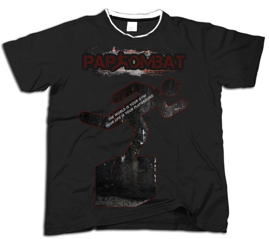Contest Entry #                                        48                                      for                                         Design a T-Shirt for Parkombat