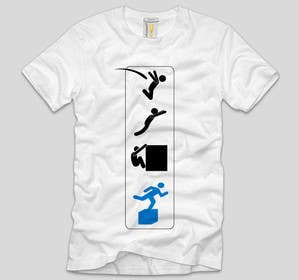 #21 for Design a T-Shirt for Parkombat af ezaz09
