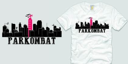 #36 for Design a T-Shirt for Parkombat af ezaz09
