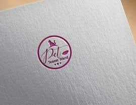 #151 untuk Design a logo for Pet Teaser Wand oleh AbodySamy