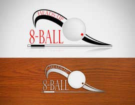 #32 para Design a Logo for Pool Hall por daam