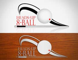 #36 para Design a Logo for Pool Hall por daam