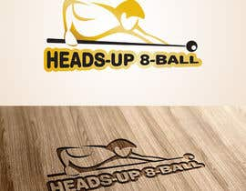#39 para Design a Logo for Pool Hall por winartoo