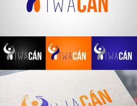 #35 untuk Diseñar un logotipo for IWACAN oleh msantelli