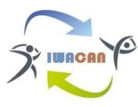 Nro 4 kilpailuun Diseñar un logotipo for IWACAN käyttäjältä ertjuanperezert
