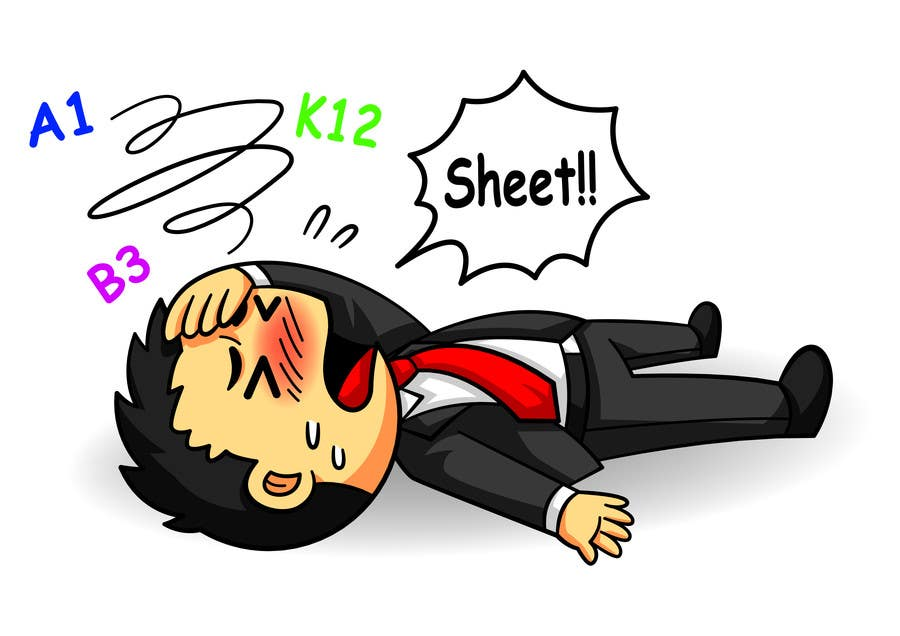 Konkurrenceindlæg #                                        4                                      for                                         Create a ClipArt of business man knocked out