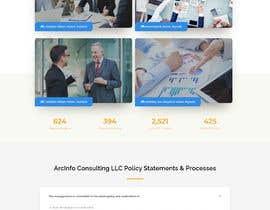 #54 cho Design Custom WordPress Theme for Company Site Redesign bởi sazonmahmud2018