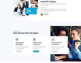 #52 cho Design Custom WordPress Theme for Company Site Redesign bởi Archux