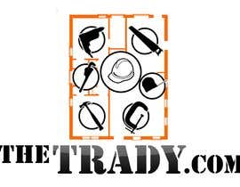 bjandres님에 의한 Logo Design for TheTrady.com을(를) 위한 #155