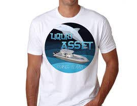 nº 20 pour Design a T-Shirt for Offshore Fishing T-Shirt par Fegarx