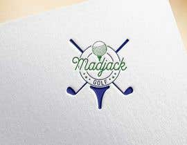 #234 for Madjack Golf Brand by Moulogodesigner