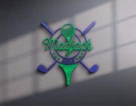 #236 for Madjack Golf Brand by Moulogodesigner