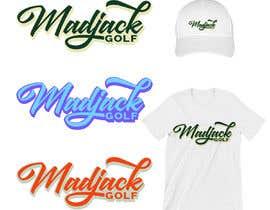 Nro 273 kilpailuun Madjack Golf Brand käyttäjältä rockztah89