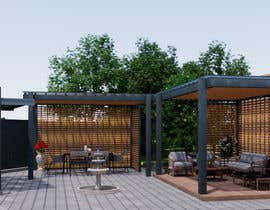 #10 for Outdoor living area redesign by ahmedamine5