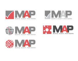 #127 para Design a Logo for MAP por rgb77