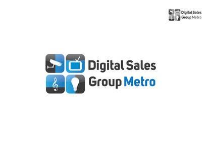 Nro 24 kilpailuun Design a Logo for Metro Sales käyttäjältä iffikhan