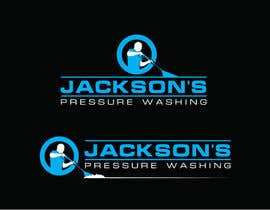 #5 untuk Design a Logo for Pressure Washing Business oleh zaldslim