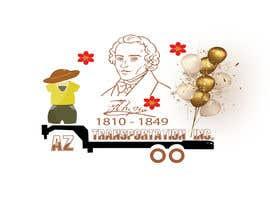 Nro 19 kilpailuun design company logo accourding to honor of Frédéric Chopin käyttäjältä hamadaphone2