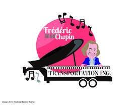 Nro 14 kilpailuun design company logo accourding to honor of Frédéric Chopin käyttäjältä Adimalogo