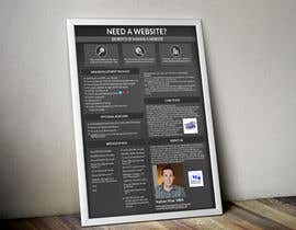 #9 for Design a Flyer for Web Design Business by amirkust2005