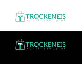 #212 cho Logo for the online shop website trockeneis-onlineshop.at bởi MaaART