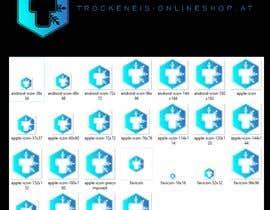 #259 cho Logo for the online shop website trockeneis-onlineshop.at bởi ritziov