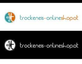 #273 cho Logo for the online shop website trockeneis-onlineshop.at bởi ritziov
