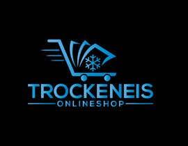 #266 cho Logo for the online shop website trockeneis-onlineshop.at bởi mdamirhossain733