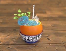#12 for Create 3D Image of the following drink af krishnavamsi2001