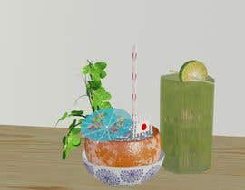 #15 for Create 3D Image of the following drink af mudtemple