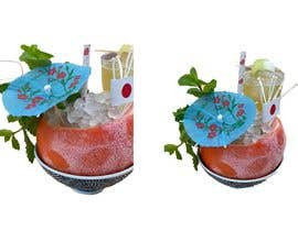 #4 for Create 3D Image of the following drink af oritosola