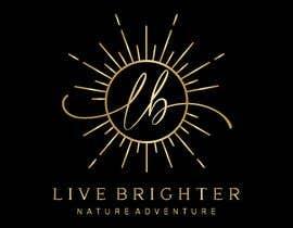 #703 cho Live Brighter Nature Adventure Logo bởi margaretamileska