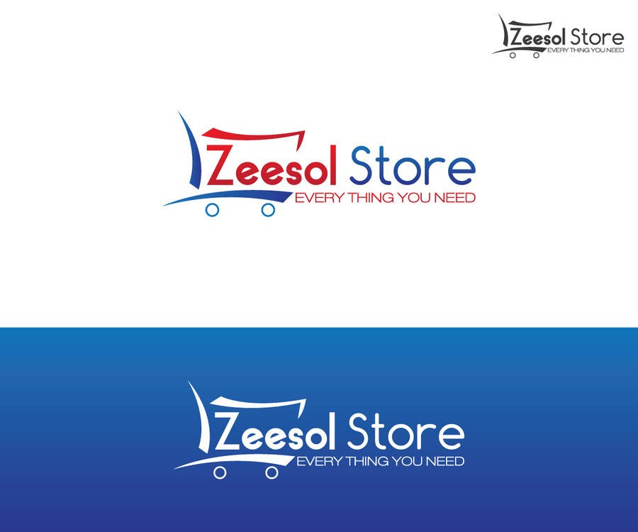Proposition n°                                        51                                      du concours                                         Design a Logo for Zeesol Store
