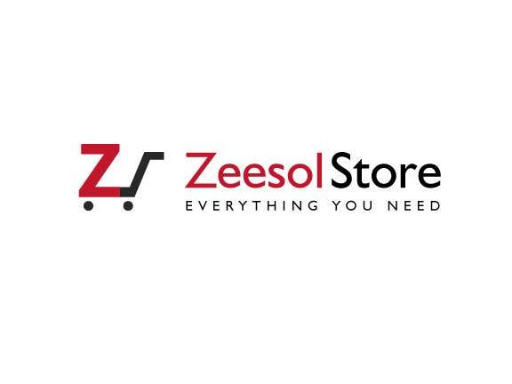 Proposition n°                                        42                                      du concours                                         Design a Logo for Zeesol Store