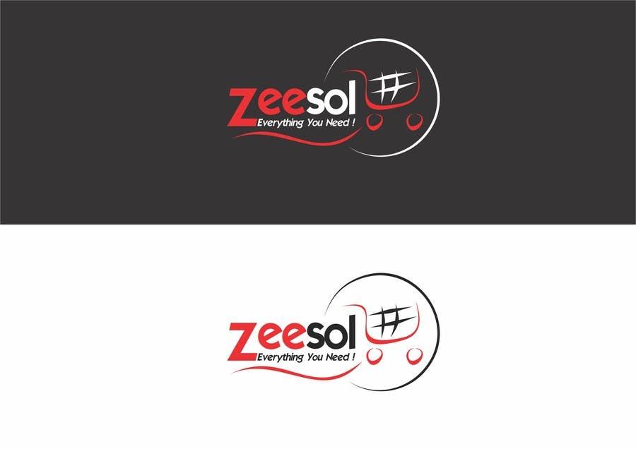 Proposition n°                                        33                                      du concours                                         Design a Logo for Zeesol Store