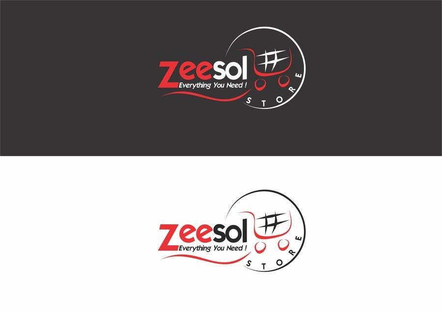 Proposition n°                                        50                                      du concours                                         Design a Logo for Zeesol Store