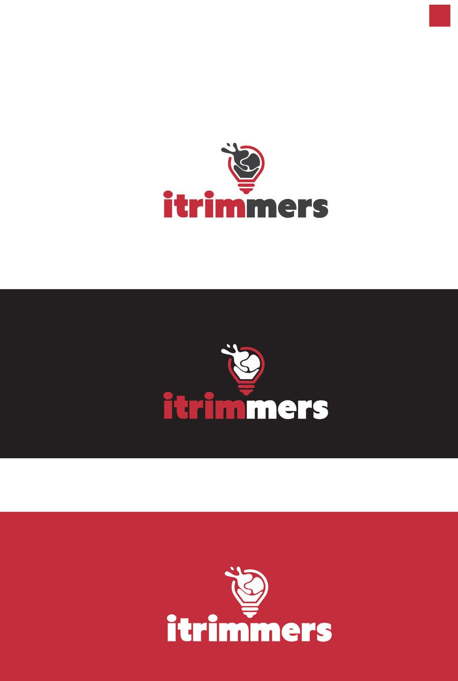 Contest Entry #                                        2                                      for                                         Design a Logo for idea trimmers