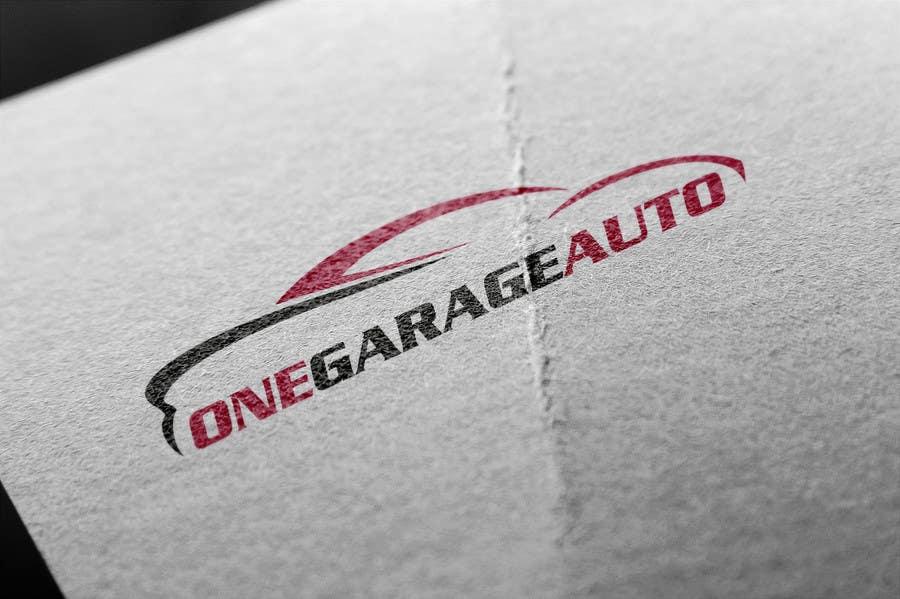 Konkurrenceindlæg #                                        30                                      for                                         Design a Logo for ONE GARAGE AUTO