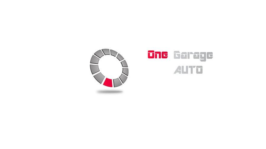 Konkurrenceindlæg #                                        41                                      for                                         Design a Logo for ONE GARAGE AUTO