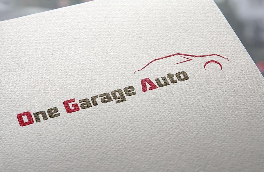 Konkurrenceindlæg #                                        6                                      for                                         Design a Logo for ONE GARAGE AUTO