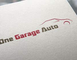 #21 cho Design a Logo for ONE GARAGE AUTO bởi akarshkumarb