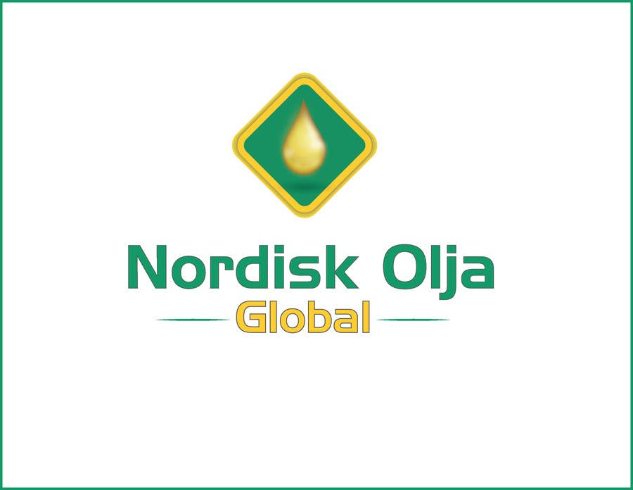 Konkurrenceindlæg #                                        37                                      for                                         Design a Logo for NORDISK OLJA GLOBAL