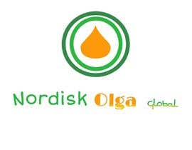 #49 for Design a Logo for NORDISK OLJA GLOBAL by RitaMat