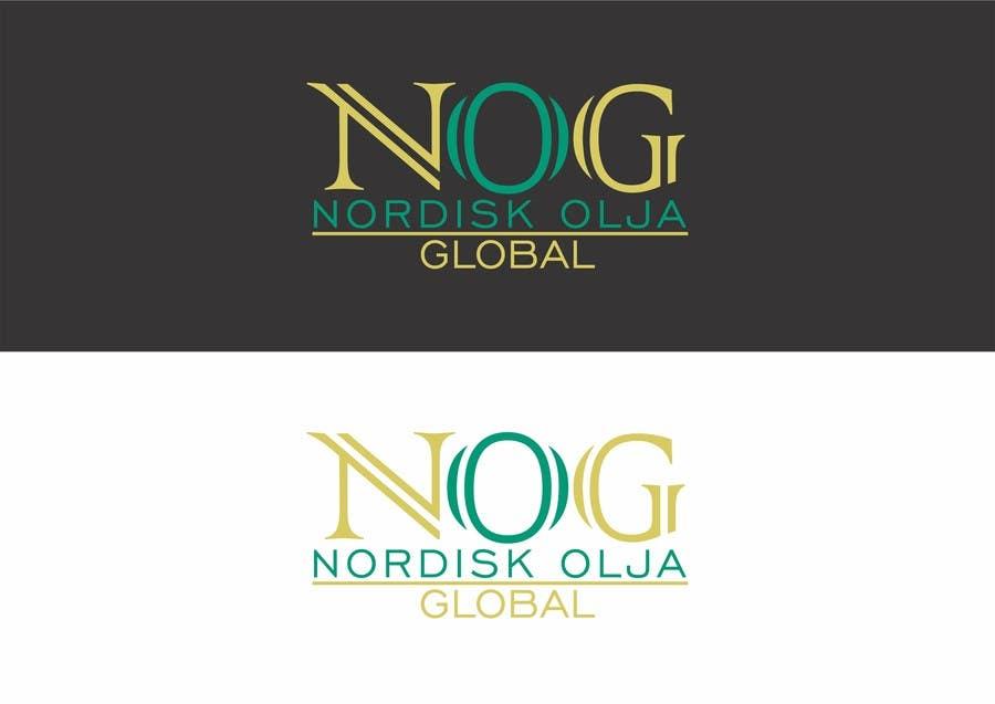 Kilpailutyö #10 kilpailussa Design a Logo for NORDISK OLJA GLOBAL