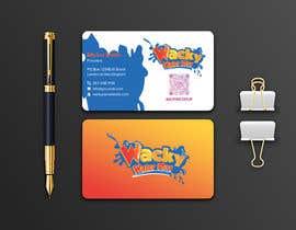 #281 for Business Card Design af Sadikul2001