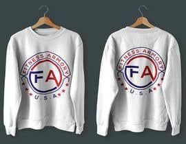 Nro 180 kilpailuun Tshirt, Hat, Sweater, swag designs for Fitness Brand! käyttäjältä Alamindesign01