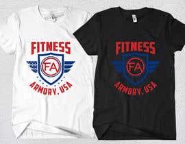 Nro 174 kilpailuun Tshirt, Hat, Sweater, swag designs for Fitness Brand! käyttäjältä Rheanza