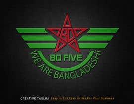 #432 untuk Design Logo.....09/10/2021 oleh Creativetaslim