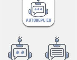 #26 for Create a logo for our FB ChatBot chrome extension called Autoreplier by manisha8080