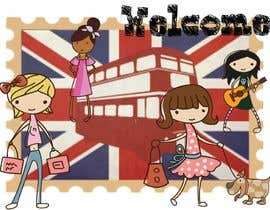 #18 untuk British Illustration for Kids oleh RitaMat